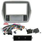 SCOSCHE® GM5201AB Single/Double DIN  Dash Kit for 2010-2013 Chevrolet Camaro New