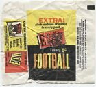 1961 Topps Football 5c Pack Original Wrapper ! Nice Condition