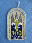 2013 BOY SCOUTS OF AMERICA NATIONAL JAMBOREE MORMON LDS 100 YEARS PATCH
