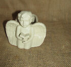 Cherub Angel Planter Vase Ceramic