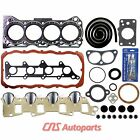 Head Gasket Set w Silicone for 89 95 Suzuki SIDEKICK TRACKER 16L SOHC 8V G16K