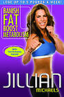 Jillian Michaels Banish Fat Boost Metabolism New DVD Ships Fast