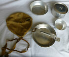 Official BSA Vintage Cooking Mess Kit Boy Scout Camping Backpack Survival
