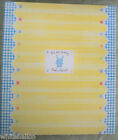 Hallmark Large 3-Ring Photo Album Scrapbook All My Many Baby Faces Refill Choice