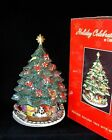 CHRISTOPHER RADKO Holiday Celebrations MUSICAL HOLIDAY CHRISTMAS TREE NEW! NIB