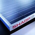 Solar Panel Sharp NE-80EJE 80 Watt 12 Volt - Made in Japan- Brand New !