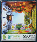 jigsaw puzzle Ceaco 550 pcs PERSPECTIVES Jacek Yerka 4 sided view of the house