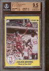 1986 Star Best of the Old #6 Julius Erving BGS 9.5 Rare