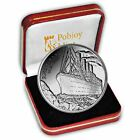Isle of Man 2012 Centenary of RMS Titanic At Sea Proof Silver Coin
