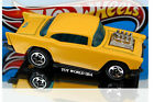 1999 Hot Wheels Arco Hauler 57 Chevy Limited Edition Yellow