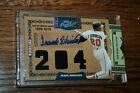 2008 Playoff Prime Cuts Timeline Signature Frank Robinson Triple Jersey Auto 5
