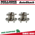 Rear Wheel Hub Bearing Assembly Pair 2 for Lexus RX330 RX400h RX350 Toyota Venza