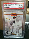 1993 Ted Williams Co. # 54 Monte Irvin PSA Graded NM MT 8