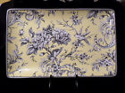222 Fifth Adelaide Yellow Toile French Country Bird  15