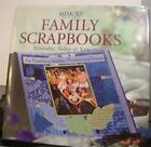 Memory Makers Family Scrapbooks Yesterday Today  Tomorrow