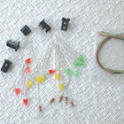 10 sets Target Faces + Accessories for Railway dwarf signal HO Scale 2 Aspects