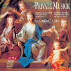 Les Bor ades de Mont - Private Musick: Chamber Music from Stuart England [New CD