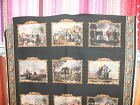 2/3 yd Windham Quilting Fabric Reproduction Washington's Legacy 6 Pictures Panel