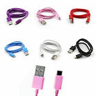 3FT Long Colorful USB Sync Charger Cable Cord For Samsung HTC Desire Motorola
