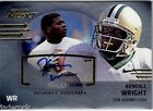 Kendall Wright 2012 Sage Next Rookie Auto graph Signature Silver Foilboard # 30