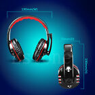 Excellence Built In Microphone Headphone Earphone For PC Computer Game Headset