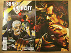 2x SONS OF ANARCHY #2; variant set BOOM first print A B cover Christopher Golden