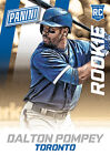 2015 Panini National DALTON POMPEY RC Blue Jays (#d 499 Made) Convention ROOKIE