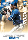 2015 Panini National DEVON TRAVIS RC Blue Jays (#d 499 Made) Convention ROOKIE