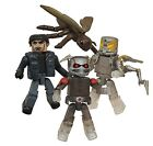 MARVEL Minimates ANT-MAN BOX SET SDCC LTD 3000 UNOPENED ANTMAN  DIAMOND SELECT
