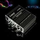 Lepy LP-2020A HiFi Stereo Audio Digital Amplifier AMP 20Wx2 For iPod iPhone 5s 6