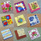 floral pack of 20 printed paper napkins 2 ply party reception dining wedding