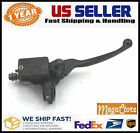 Honda Rebel 250 450 CMX250 CMX450 Brake Master Cylinder OE Replacement FULL BLK