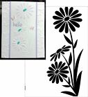Embossing Folder LARGE DAISY flowers Darice 1218 11 Cuttlebug Compatible NEW A2
