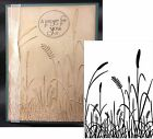 Embossing Folder GRASS Cattails Darice 1218 75 Cuttlebug Compatible All Occasion