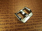 24mm Swiss 316L Stainless Tang Buckle BELL & ROSS Leather Band Watch Strap