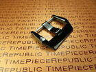 24mm Swiss 316L Stainless PVD Buckle BELL & ROSS Leather Band Watch Strap