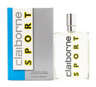 Claiborne Sport by Liz Claiborne 3.4 oz EDT Cologne for Men New In Box