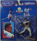 1998 Starting Lineup MLB Houston Astros Moises Alou Action Fig MIP Extended