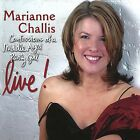Marianne Challis - Confessions of a Middle Aged Party Girl Live! [New CD]