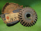 YAMAHA DS7 R5 TD3 RD400 RD350 RD250 IDLE GEAR ASSY 22&26-T OEM # 278-15650-00