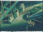 Scooby Doo 1976 Production Animation Hand-Painted Background HANNA BARBERA