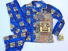 Temple Run Game Pajamas Boys XS 4/5 pajama set 2pc pants top