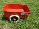 Vintage U Haul Trailer for Pedal Tractor 1960s