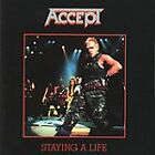 Staying a Life by Accept *New CD*