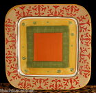 HOME TARGET AMERICAN SIMPLICITY VILLA SQUARE - (4) DINNER PLATES Low COMBO Ship!