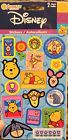 New Sandy Lion Sandylion Disney Winnie the Pooh Acid Free Scrapbooking Stickers