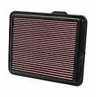 K&N 33-2408 Replacement Panel Air Filter for Chevy Colorado/GMC Canyon/Hummer H3