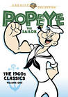Popeye: The 1960's Animated Classics Collection (1960) [DVD] (2013) *New DVD*