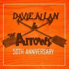DAVIE ALLAN AND THE ARROWS 50th Anniversary CD SEALED NEW