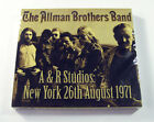 The Allman Brothers Band - A & R Studios - CD NEW & SEALED  New York 1971